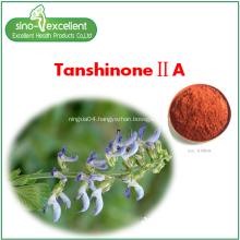 Pure Natural Salvia extract Tanshinone IIA