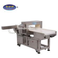 Scanner fiable de traitement des aliments en métal, machine d'inspection des aliments