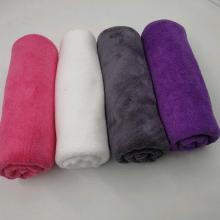 Bath Hair Spa Microfiber Soft Cleaning Cloth
