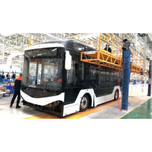 8.5 meters electric city bus