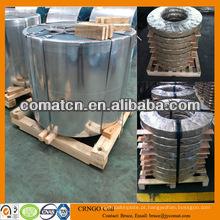 aço-silício de fenda