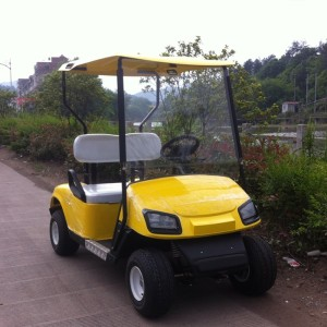 4000W Custom 4 passenger Hotel Golf Cart