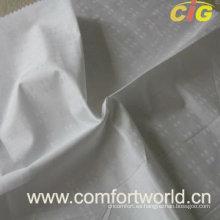 Hotel ropa de cama de tela con algodón