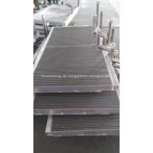 Aluminium Heizkörper für Lokomotive Motor