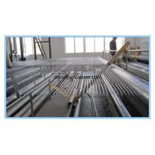 Construction Materials PP /Polyester/ Fiberglass Geogrid