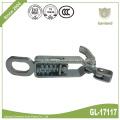 Stahl über Mittelbefestigung mit Druckgussgriff
