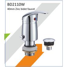 Bd2110W 40mm solo palanca del grifo de bidón de zinc a América del Sur