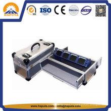 Водонепроницаемый алюминиевый футляр для хранения оборудования, футляр для инструментов, дорожный футляр