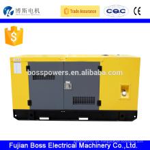 Generador de baterías con motor Cummins 110KW 60Hz