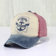 Erwachsene Mode gedruckt Baumwolle Twill Baseball Cap (YKY3016)