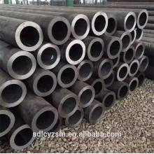 Q235 / Q345 tubos de acero redondos para la venta