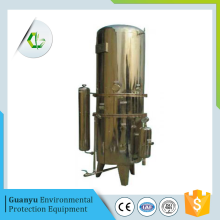 Water distiller for laboratories