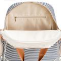 Sacos de fraldas de bolsa de alça de carrinho de criança em mudança macia
