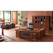 High End Gute Qualität Büro Boss Schreibtisch zum Verkauf