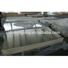 Placa / folha de alumínio da série 5000 para construção