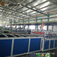 2016 Wide WPC Board Production Line WPC Production Line