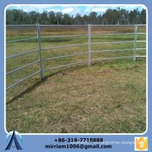 Cerca de ganado resistente, cerca tejida del ganado del alambre, cerca del ganado de la altura 1.2m