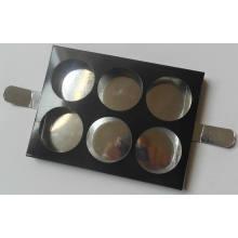 Boîte à gâteaux de tasse / boîte de casse-croûte de papier / boîte à papier