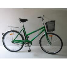 "Bicicleta portadora de bastidor de acero de 26 ""(TL2602)"