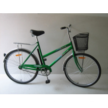 "26"" Steel Frame Carrier Bicycle (TL2602)"