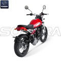 MASH FALCONE 125cc Body Kit Engine Parts Original Spare Parts