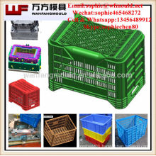vegetable crates wood/OEM Custom mold for vegetable crates