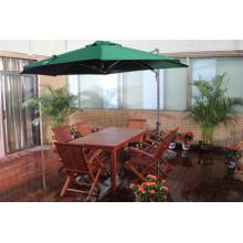 Изысканный 7 комплектов южноамериканской Tauroniro площади Открытый стол с природой зерна.
