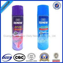 Renueve el Refreshener de la marca de fábrica que plancha el aerosol del almidón