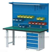 China Heavy Duty Warehouse Steel Workbench for Wholesale
