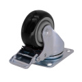 """3"""" Plate Industrial Furniture Caster Wheels"""