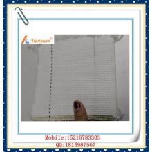 Tissus à glissière à air en fibre de polyester