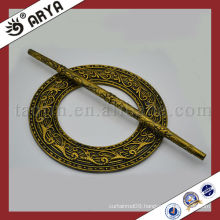 2015 Hot Sale Bronzed European Curtain Decorative Clips