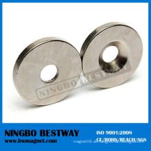 N45 Diametral Magnetisierte Ringmagnete