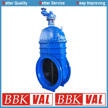 Gate Valve Rubber Seated Gate Valve Resilient Seated Gate Valve Wras Approval BS5163 DIN3352 F4 F5 Awwa C515/C509
