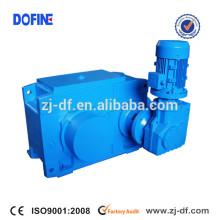 H3DH5 Parallelwellengetriebe H3DH6 Hohlwelle für Schrumpfscheibengetriebe