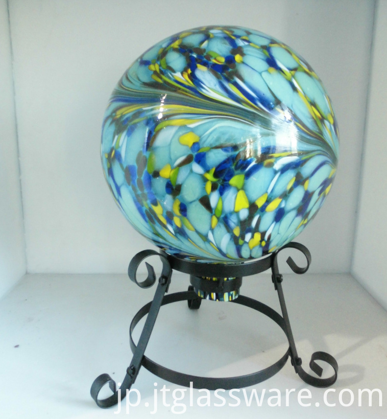 Outdoor Glass Garden Ball9