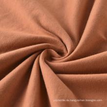 100% Bio-Baumwolle Jersey Plain Dyed Fabric