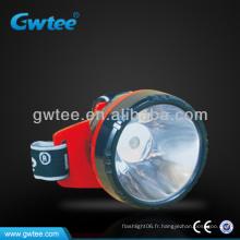 2013 nouveau phare à piles alimenté par batterie GT-8608