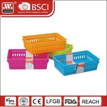 cesta plástica utilitário
