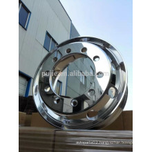 Top Quality Aluminum Wheel Rims 24.5 Polished