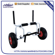 Chinese wholesale suppliers beach alumium kayak trolley from alibaba shop