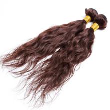 """делают в Китае 18"""" цвет 2# двойной слой утка натуральных человеческих волос extentions"""
