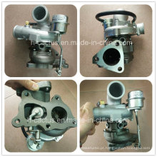 TF035 Turbo 49135-04300 / 28200-42650 / 49135-04302 Turbocompressor para Hyundai H-1 D4bh