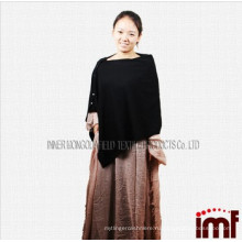 Fashional Design Горячие популярные Продаем хорошо Ladies Knit Shawl