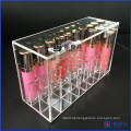 Makeup Storage Beauty Container 24 Space Handmade Box with Lid