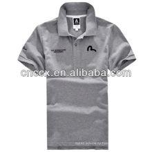 Сухой 13PT1038 Мужская мода вышивки OEM Fit рубашки поло