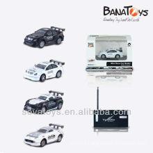 Mini carros de rádio controlados por bateria