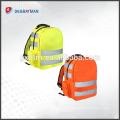 2018 China más populares nuevos productos reflectantes de alta visibilidad bolsas de escuela de ciclismo