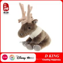 Рождественский Подарок Плюшевые Игрушки Мягкие Лось Плюшевые Игрушки
