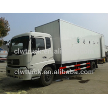 Hot Sale Dongfeng 8-10Tons congeladores para camiones, congelador de carne en venta en Azerbaiyán
